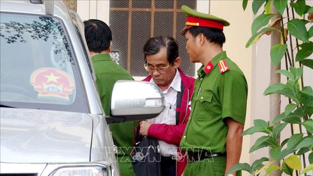 Nguyên Chủ tịch, Phó Chủ tịch UBND TP Phan Thiết bị truy tố vì vi phạm quản lý đất đai