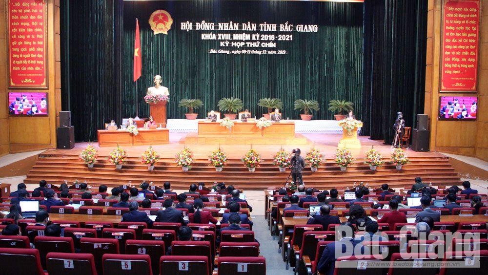 Sáng nay (ngày 8/7), khai mạc kỳ họp thứ 10, HĐND tỉnh khóa XVIII