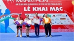 Bac Giang born athlete Nguyen Thi Oanh wins gold at Tien Phong National Marathon Championship