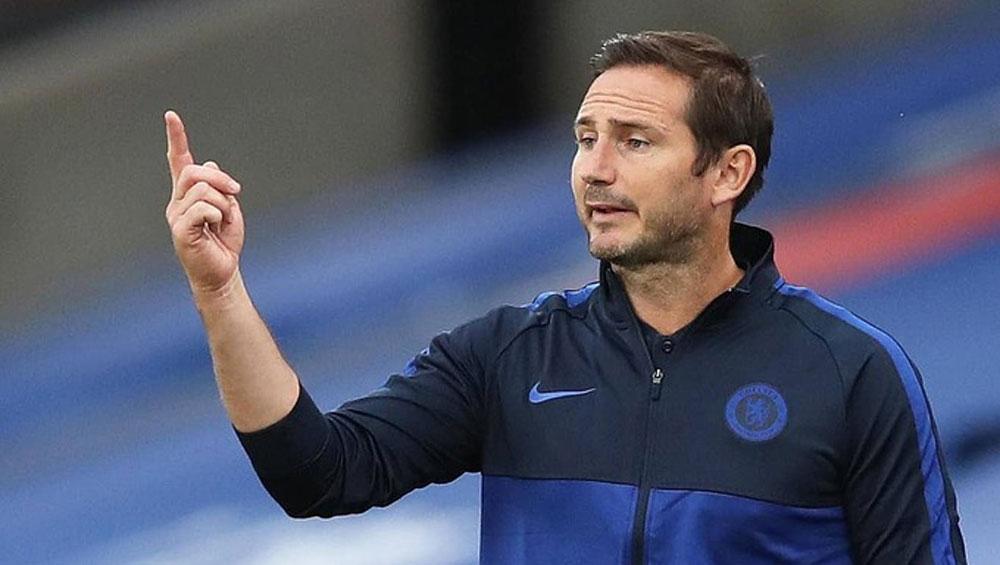 Lampard: 'Chelsea thắng nhờ may mắn'