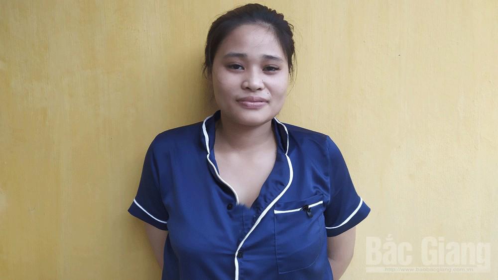 Bắc Giang: Đề nghị khởi tố nữ nhân viên quán hát cố ý gây thương tích đối với người thi hành công vụ