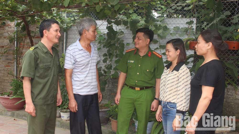 Bắc Giang: Chủ động nắm tình hình, bảo vệ an toàn đại hội đảng các cấp