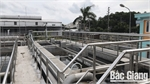 Waste water treatment station put in operation in Dinh Tram industrial park