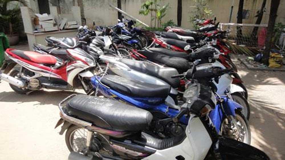 Bắc Giang: Tin bạn mới quen bị lừa mất xe máy