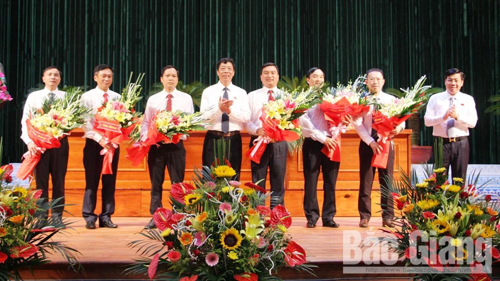 Kỳ họp thứ 10, HĐND tỉnh Bắc Giang khóa XVIII: Miễn nhiệm và bầu bổ sung Ủy viên UBND tỉnh