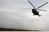Rơi trực thăng quân sự tại Peru khiến 7 người tử vong