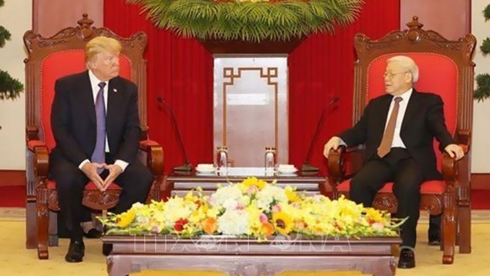 """Phá bỏ """"hòn đá tảng"""" trong quan hệ Việt Nam-Hoa Kỳ"""