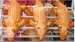 Crocodile-shaped bread lures patrons to Mekong Delta bakery