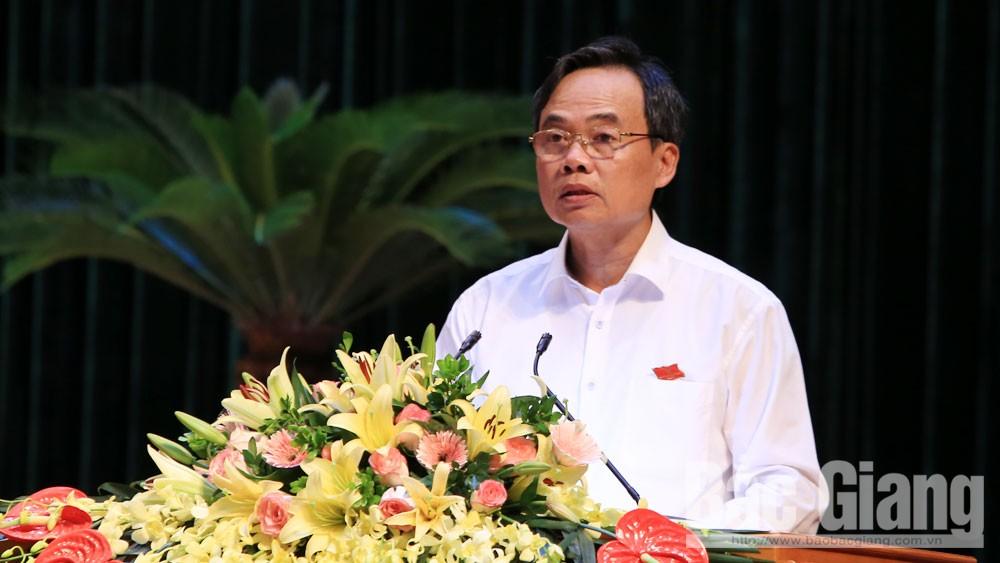 HĐND tỉnh, kỳ họp thứ 10, bế mạc, thông qua nghị quyết