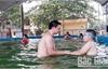 Phổ cập bơi cho học sinh: Khó, vì sao?