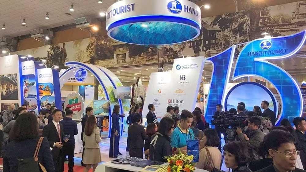 2020 Vietnam International Travel Mart, 400 booths, Vietnam tourism, looks toward the future, latest tourist products,  Change for Development