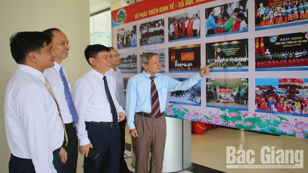 Tiến tới Đại hội Đảng bộ huyện Lạng Giang lần thứ XXII, nhiệm kỳ 2020 - 2025: Tập trung hai nhiệm vụ trọng tâm