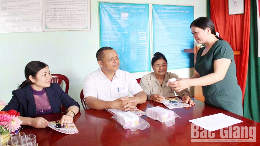 Bắc Giang: Kiểm soát việc chọn lọc giới tính, thúc đẩy bình đẳng giới