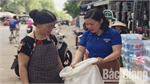 Bac Giang volunteers for a green homeland
