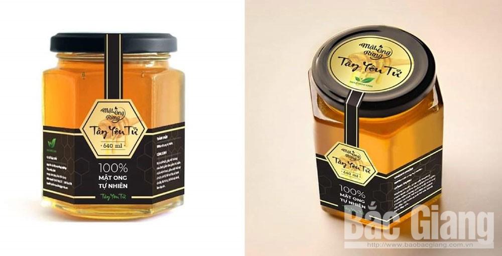 Gold drops, Tay Yen Tu, Bac Giang province, Yen Tu mountain range, precious dollops of honey, Vietnam golden agricultural brand, Tay Yen Tu honey