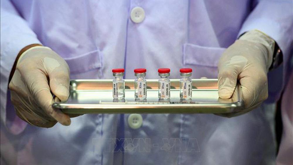 Covid-19,Thái Lan,thử nghiệm vaccine trên người,vaccine phòng Covid-19