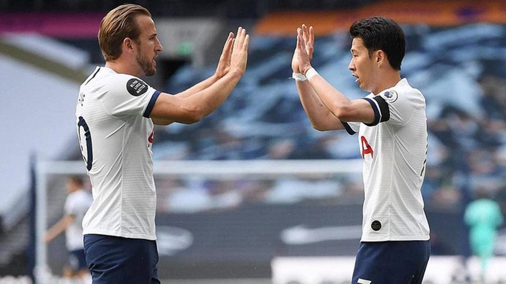 Tottenham, Ngoại hạng Anh, Lacazette, Son Heung Min