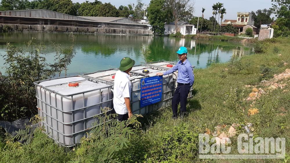 Xử lý nước thải chăn nuôi làm phân bón hữu cơ dạng lỏng