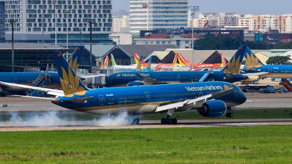Vietnam,  flights to China,