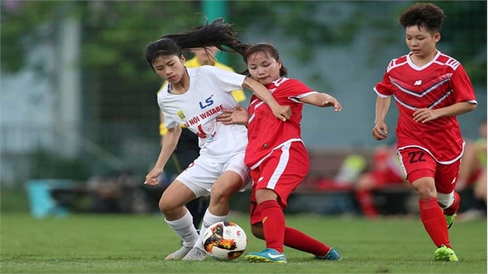 Women's National Football Cup 2020 kicks off in Hanoi