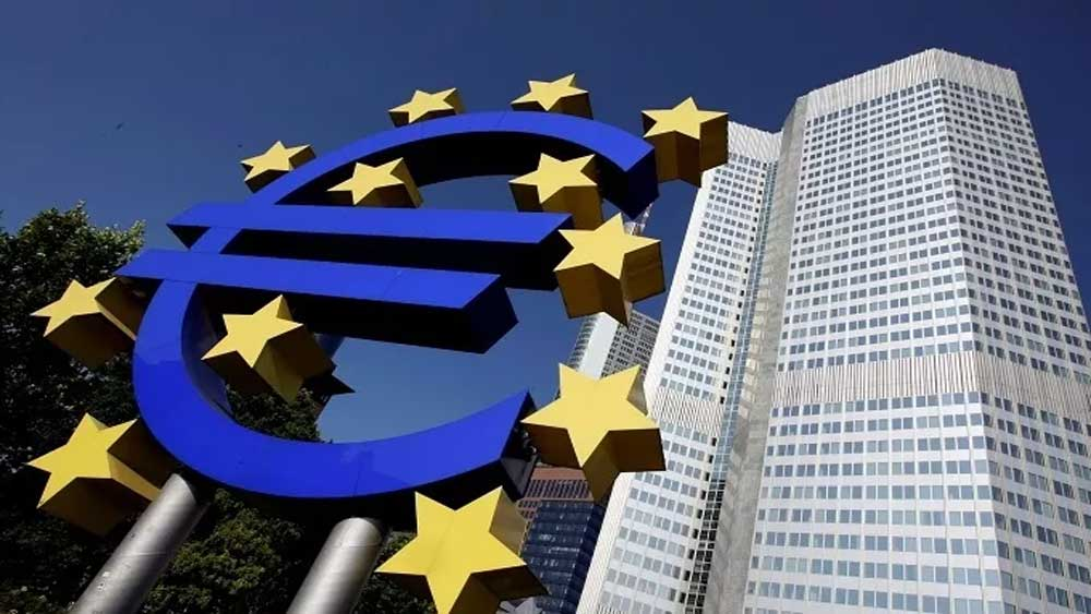 Eurozone, at risk of collapsing, European Commissioner for Economy Paolo Gentiloni