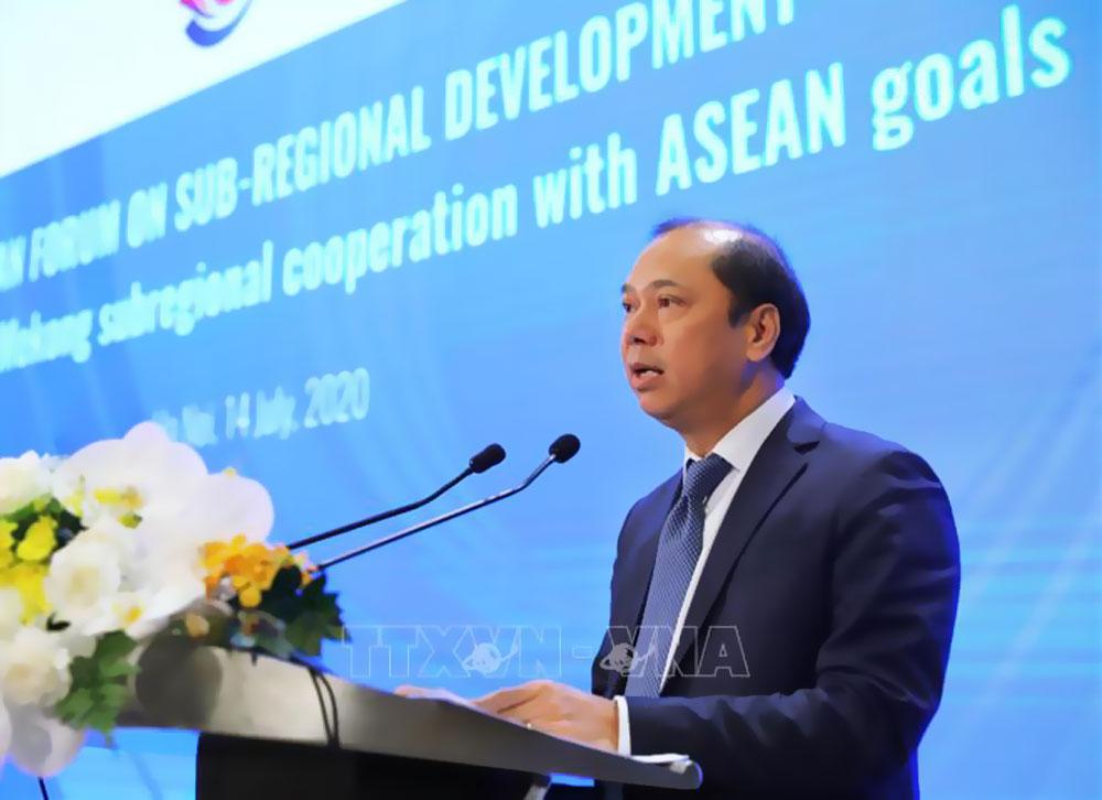 ASEAN 2020,ASEAN,Mekong, Hà Nội, Việt Nam