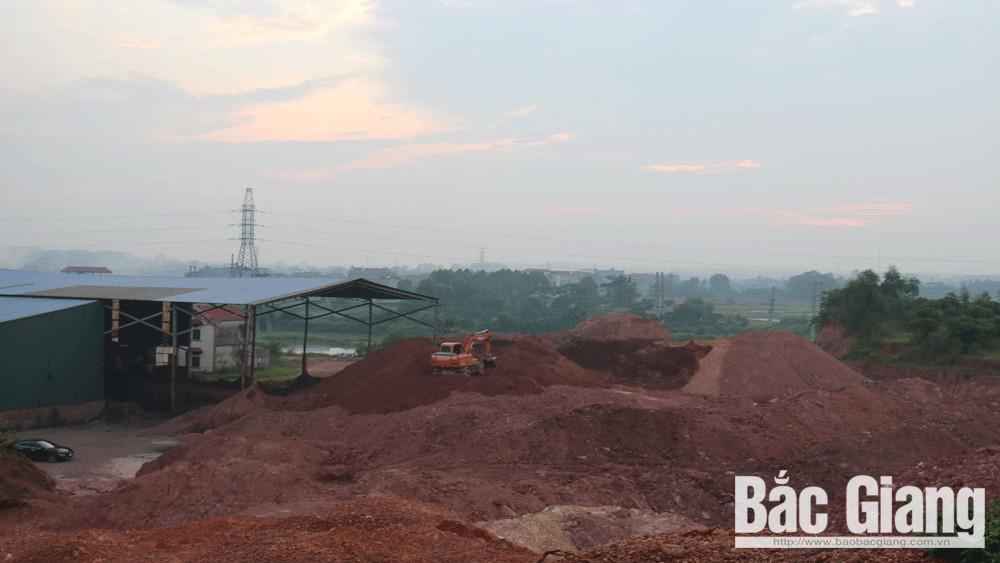 Khai thác mỏ sét Cầu Sen (Lục Nam): Sai phạm kéo dài, thất thoát tài nguyên