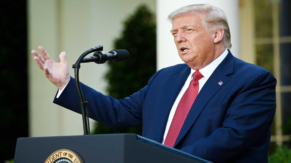 Tổng thống Mỹ Donald Trump, chấm dứt, ưu đãi thương mại, Hong Kong (Trung Quốc)