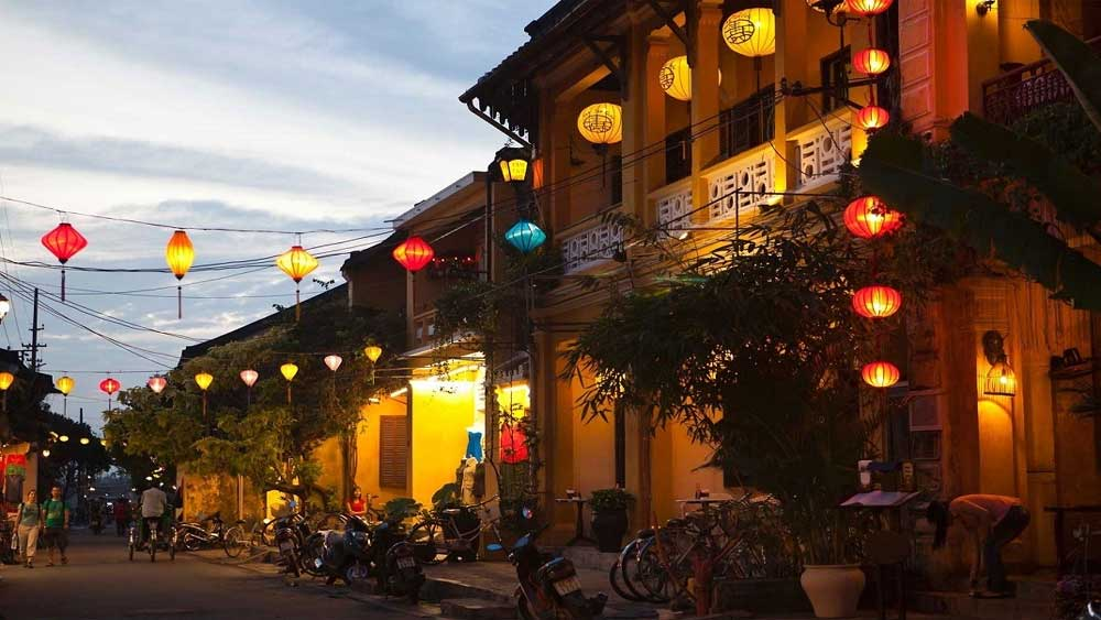 Hoi An, Asia, best city, Travel & Leisure, ancient city,  top position, eclectic architecture, energetic nightlife, flowing canals,  heritage and food