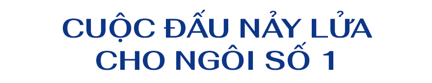 Nguyễn Anh Tú, Đoàn Bá Tuấn Anh, Kỳ phùng địch thủ