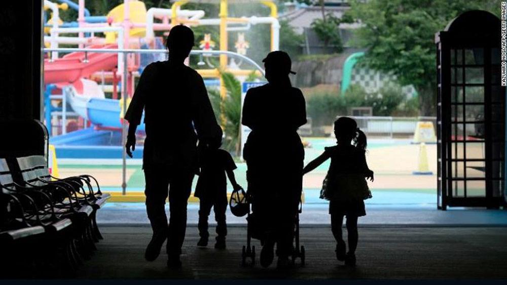 Dân số,suy giảm dân số,tỷ lệ sinh giảm,tỷ lệ nhập cư