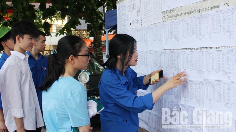 tuyển sinh lớp 10, bắc giang, THPT Chuyên Bắc Giang, năm học 2020 -2021, giáo dục