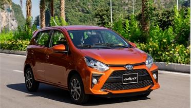 Toyota Wigo 2020 - thêm tiện nghi, giảm giá 21 triệu đồng