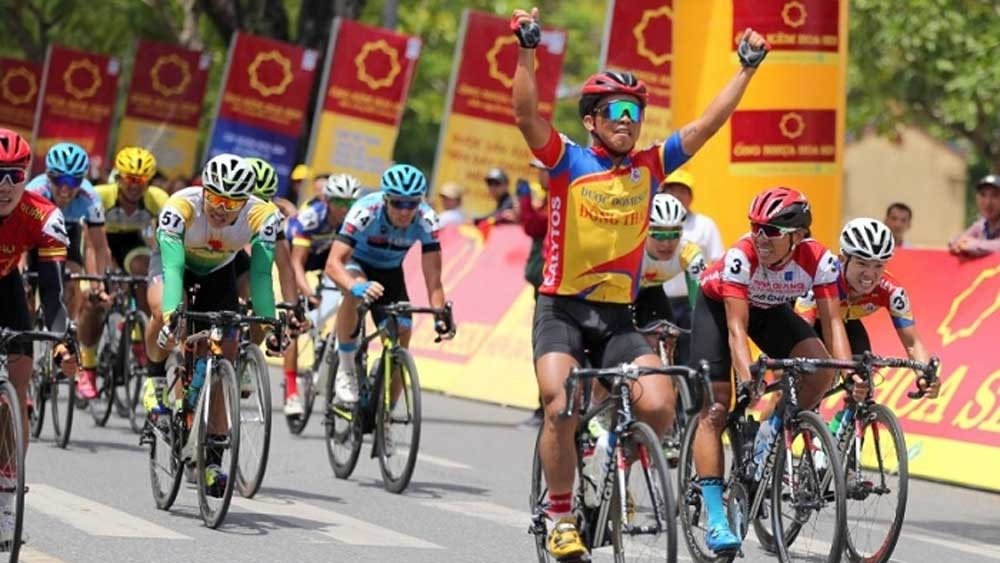 Ten teams, 2020 VTV National Cycling Tournament, Ton Hoa Sen Cup 2020, strong teams, nine stages, Vietnamese cyclists