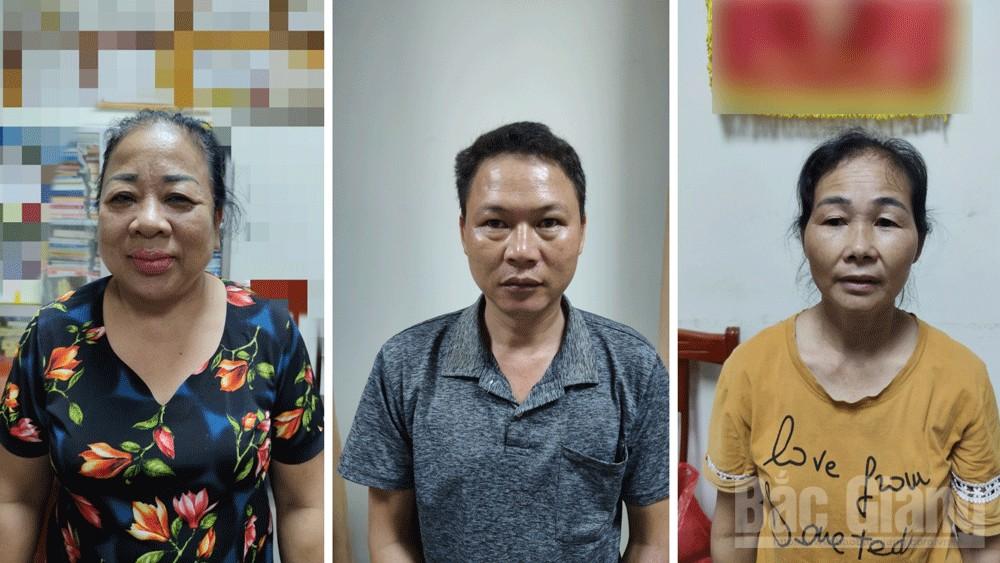 Bắc Giang: Khởi tố, tạm giam chủ đại lý vé số cấp 1 và đồng bọn về hành vi đánh bạc tiền tỷ