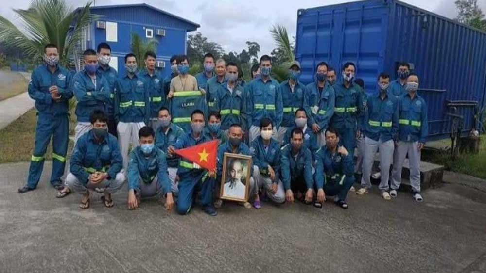 Vietnam to repatriate Covid-19 positive workers from Equatorial Guinea