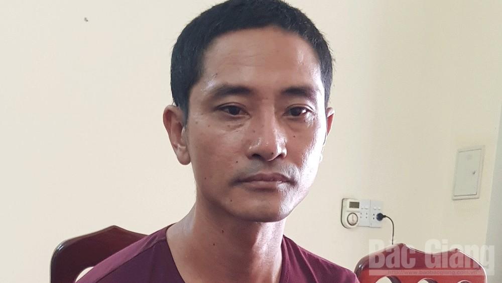 Bắc Giang: Bắt giữ đối tượng nghiện tàng trữ ma túy