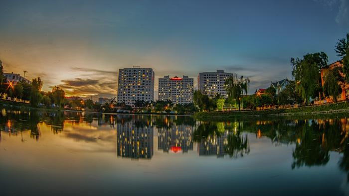 Chiều buông thành phố, Bắc Giang, Ảnh đẹp, Cuộc thi ảnh đẹp