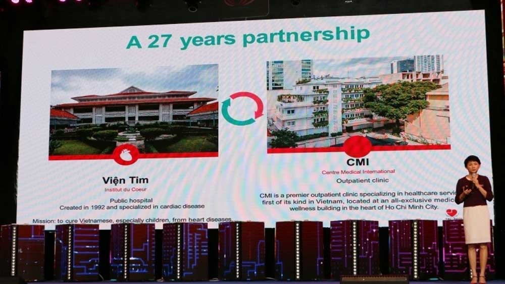 Ho Chi Minh City, launches website, promote medical tourism,  healthcare services, medical packages, medical tourism packages
