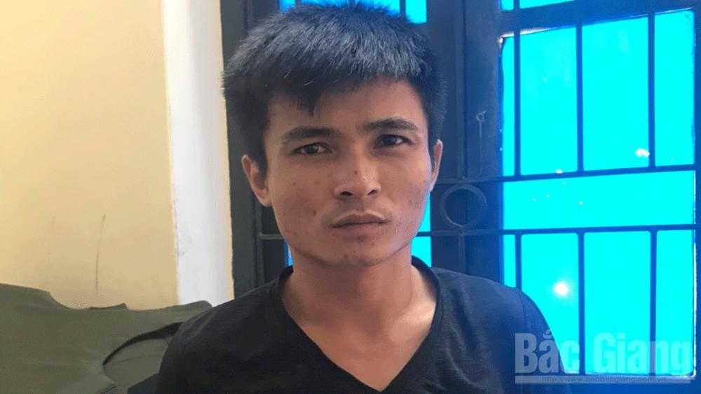 Bắc Giang: Khởi tố đối tượng gây thương tích cho người đi đường