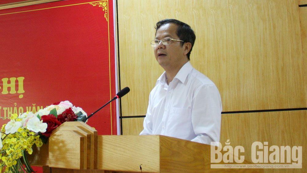 Đại hội Đảng bộ tỉnh, văn kiện, mặt trận tổ quốc