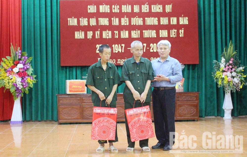 Đồng chí Từ Minh Hải, thương bệnh binh, Hà Nam, Ninh Bình