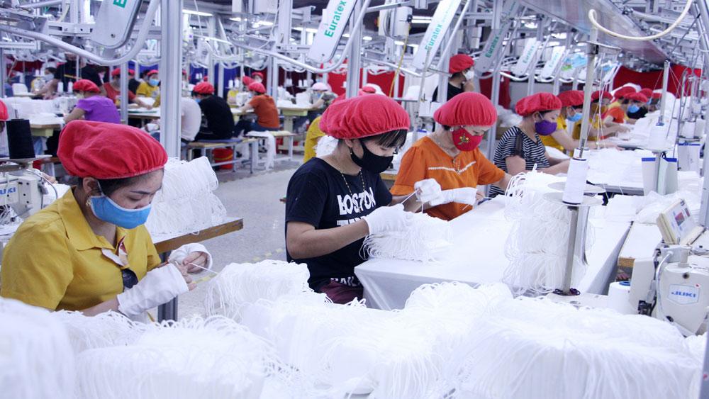 Việt Yên: Hướng tới huyện trọng điểm công nghiệp