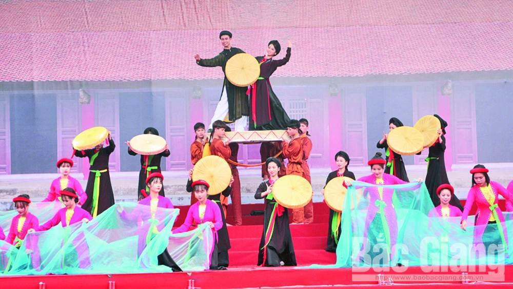 Việt Yên, quan họ, di tích lịch sử văn hóa