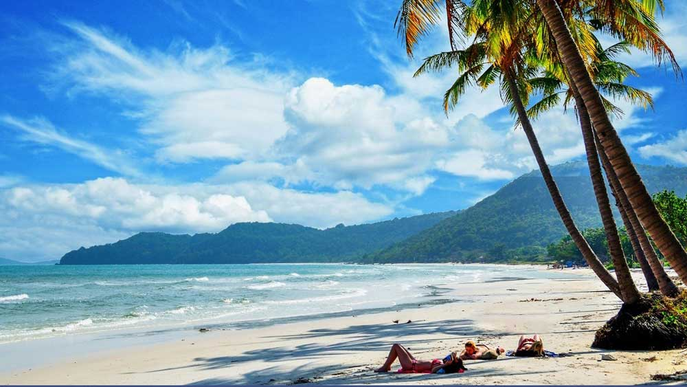 Six Phu Quoc beaches, get your summer on, largest island, stunning beaches, serene atmosphere, top vacation destination