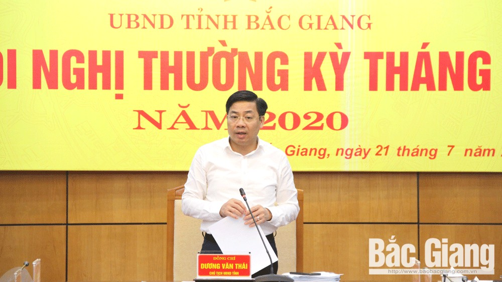 Bac Giang focuses on budget collection increase and accelerates provincial planning schedule in 2021 – 2030