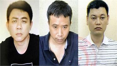 Lái xe của Chủ tịch UBND TP Hà Nội Nguyễn Đức Chung bị bắt
