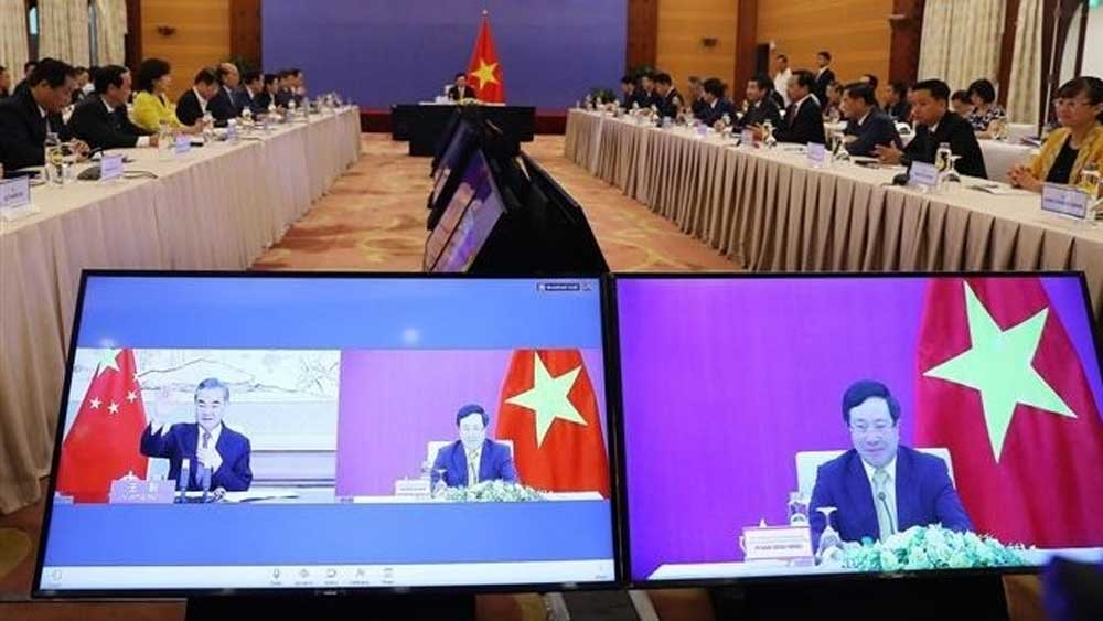 Steering Committee for Vietnam-China Bilateral Cooperation holds 12th meeting