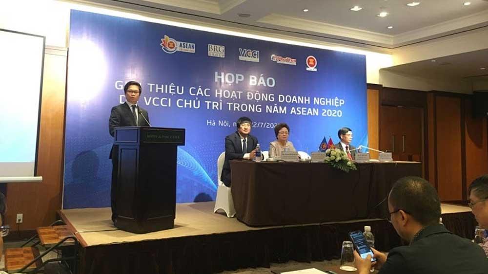 Various activities, ASEAN businesses, this year, Vietnam Business Summit 2020, Digitalised Vietnam, Sustainable Development, ASEAN dialogue partners