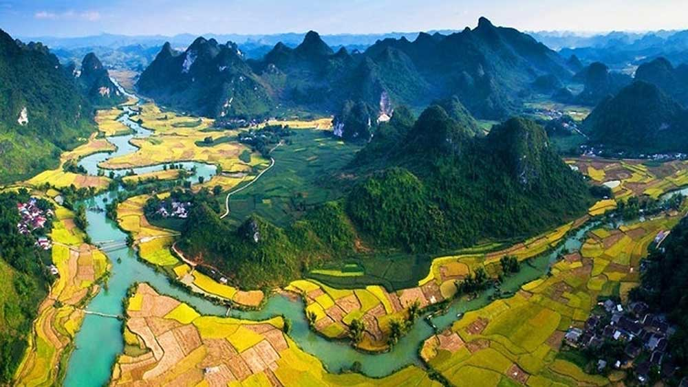 Vietnam, Non Nuoc Cao Bang Geopark, world's 50 best views, tourist attractions,  travel lovers, UNESCO-recognised geopark